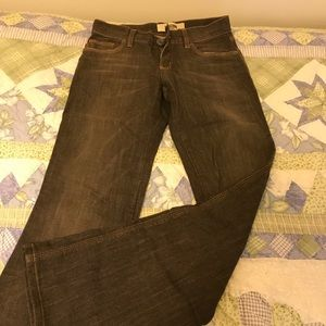 Moschino boot cut jeans